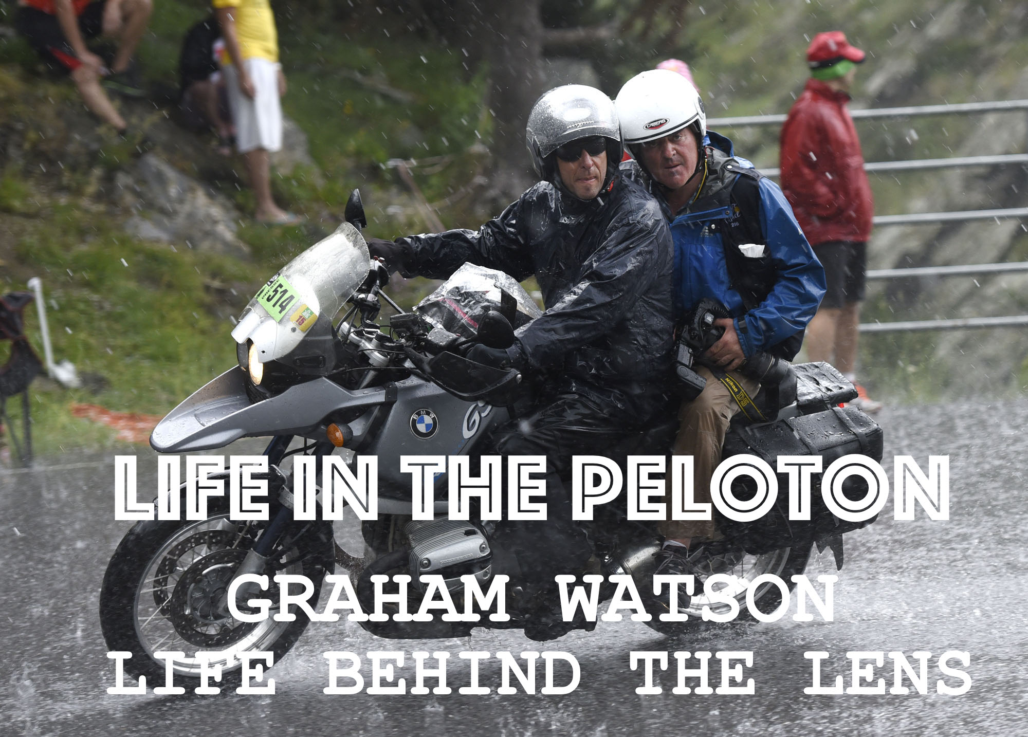 Graham Watson – Cycling from Behind the Lens