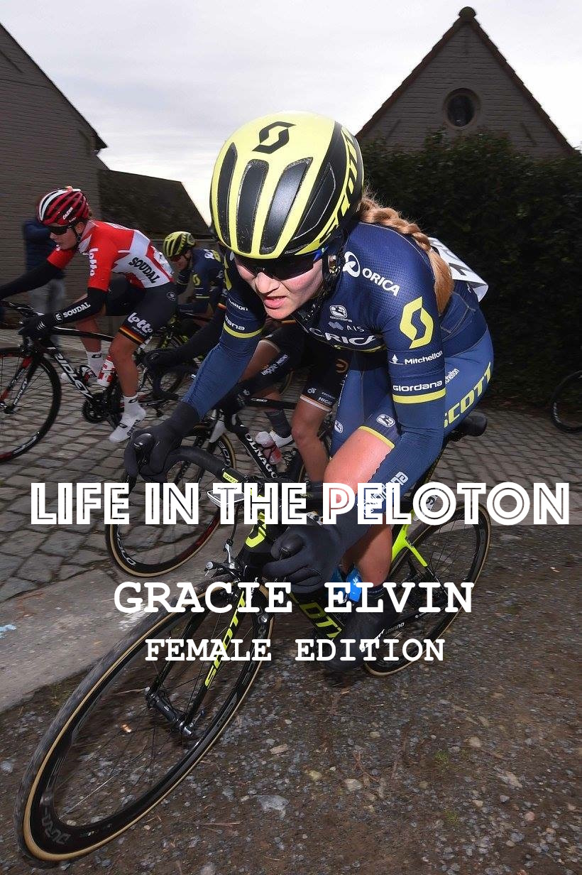 Gracie Elvin – Life as a Female Pro