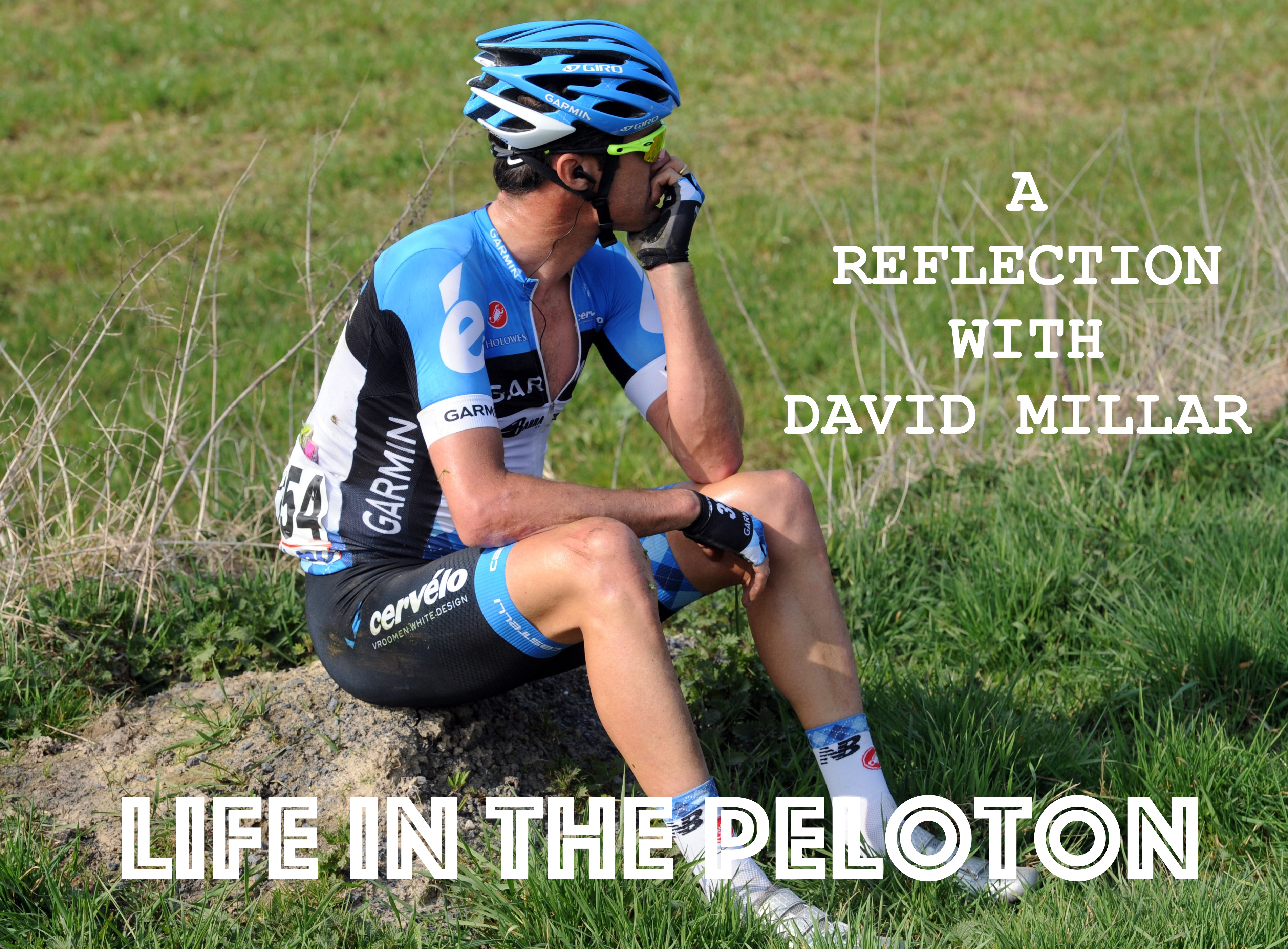 A Reflection with David Millar