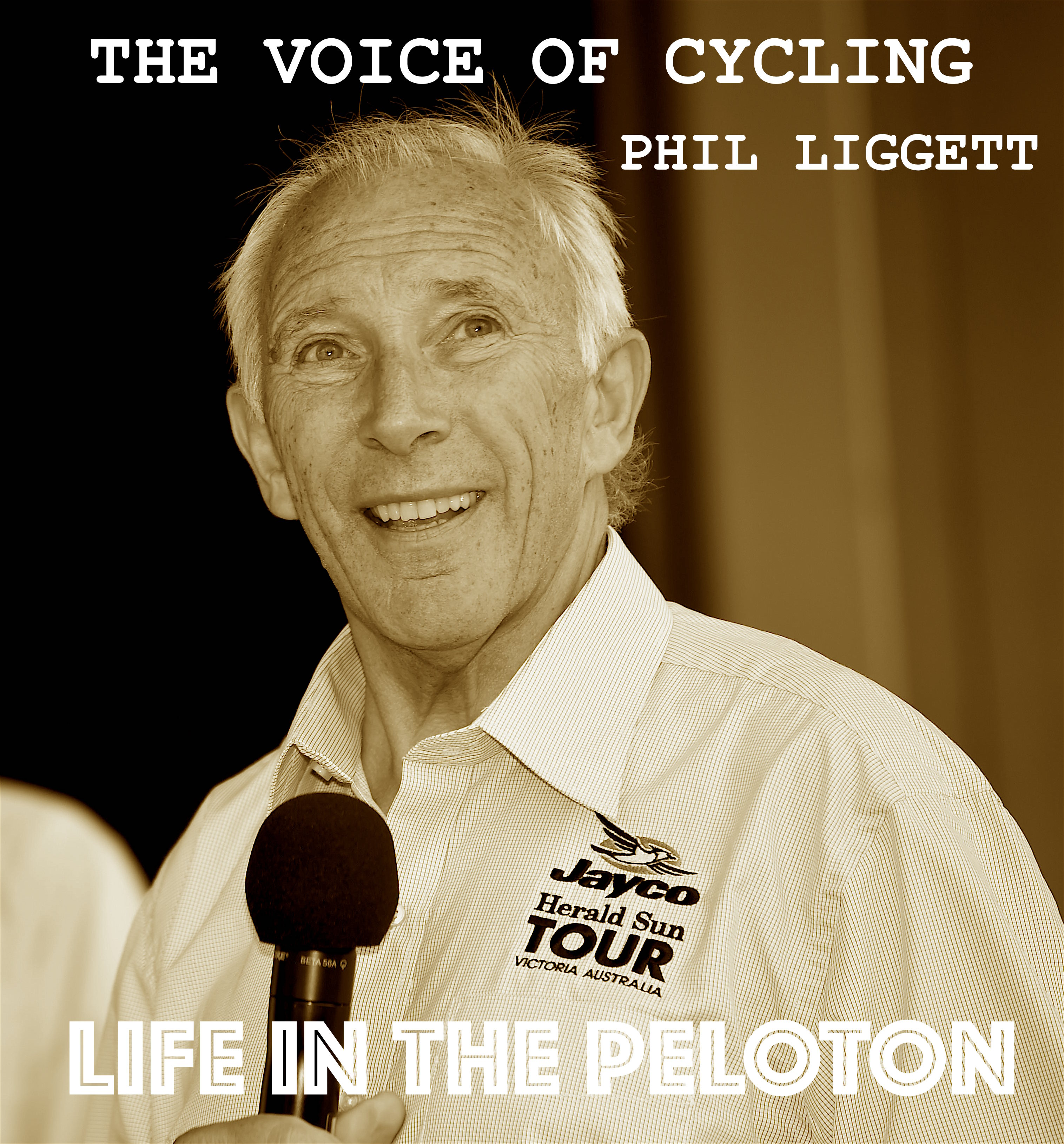 Phil Liggett – The Voice Of Cycling