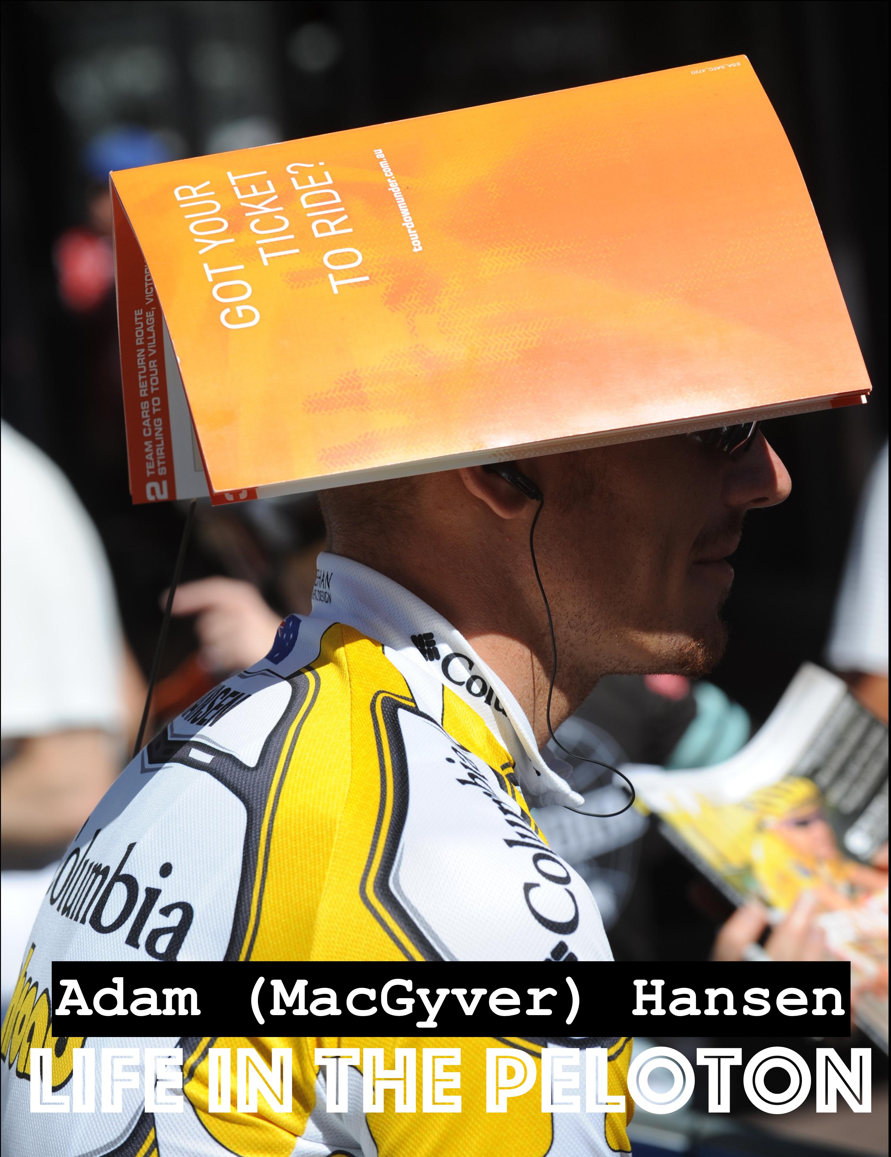 Adam (MacGyver) Hansen