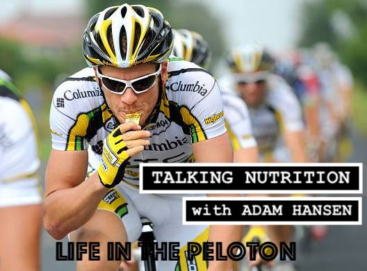 Talking Nutrition with Adam Hansen