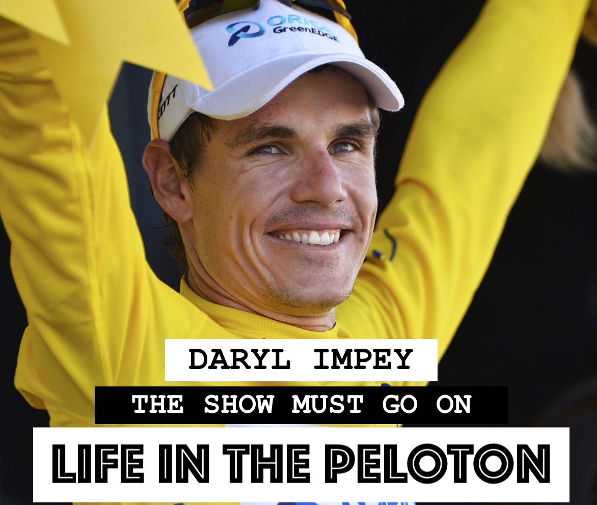 Daryl Impey – The Show Must Go On