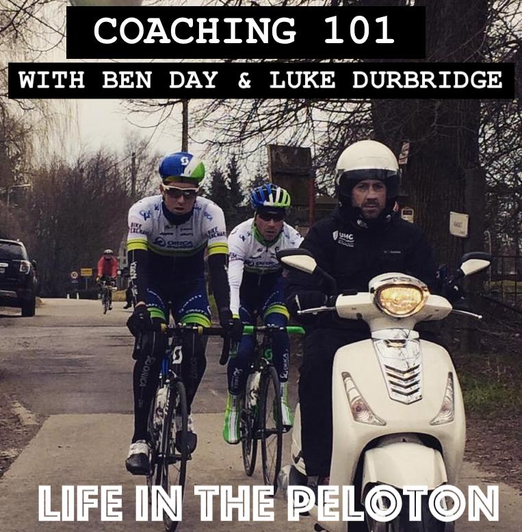 Coaching 101 with Ben Day and Luke Durbridge