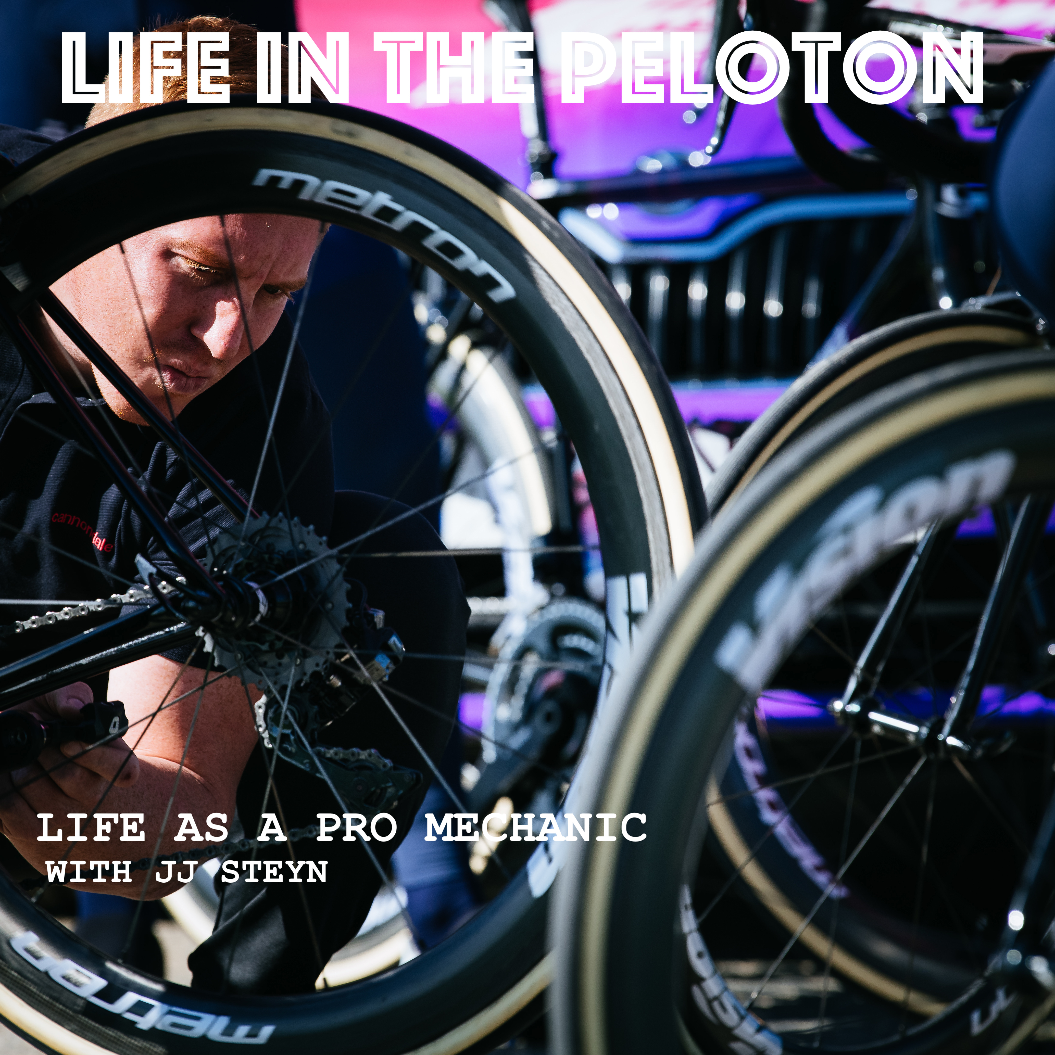 JJ – Life as a Pro Mechanic
