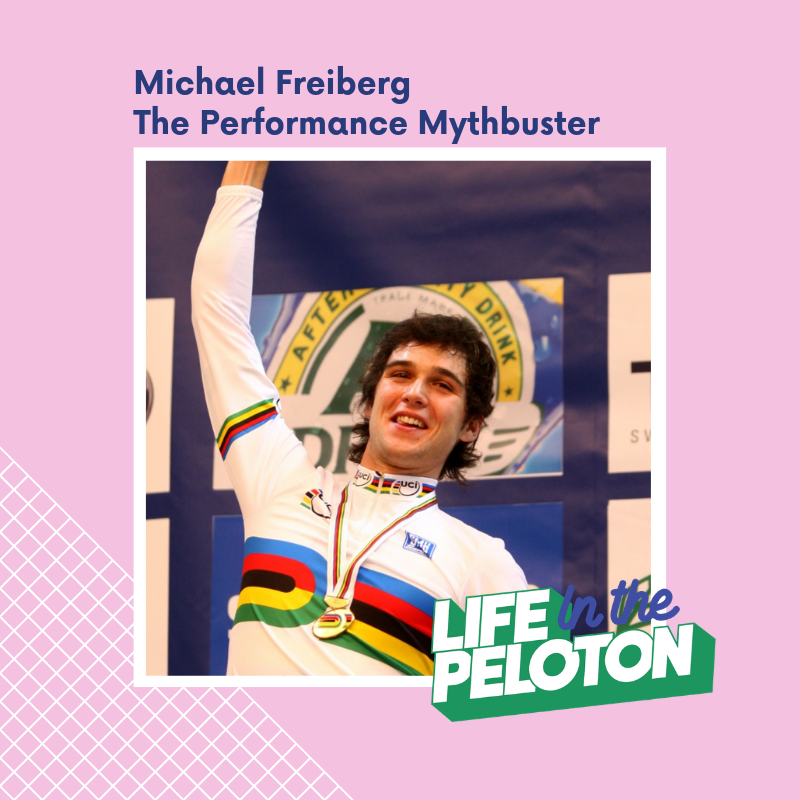 Michael Freiberg – The Performance Mythbuster