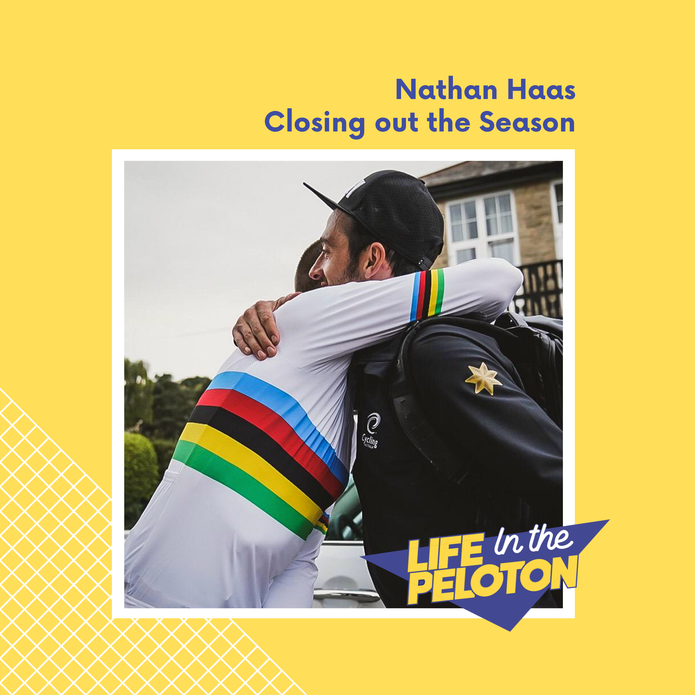 Nathan Haas – Closing out the Season